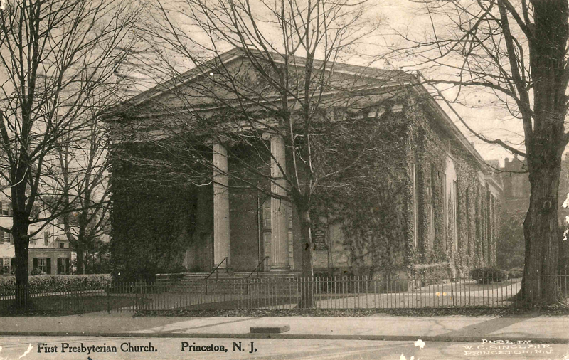 First Presbyterian Church 1923