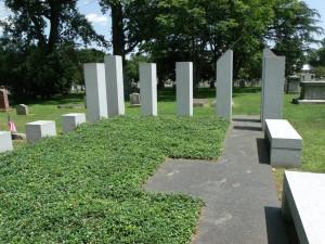 Pardee Memorial Garden
