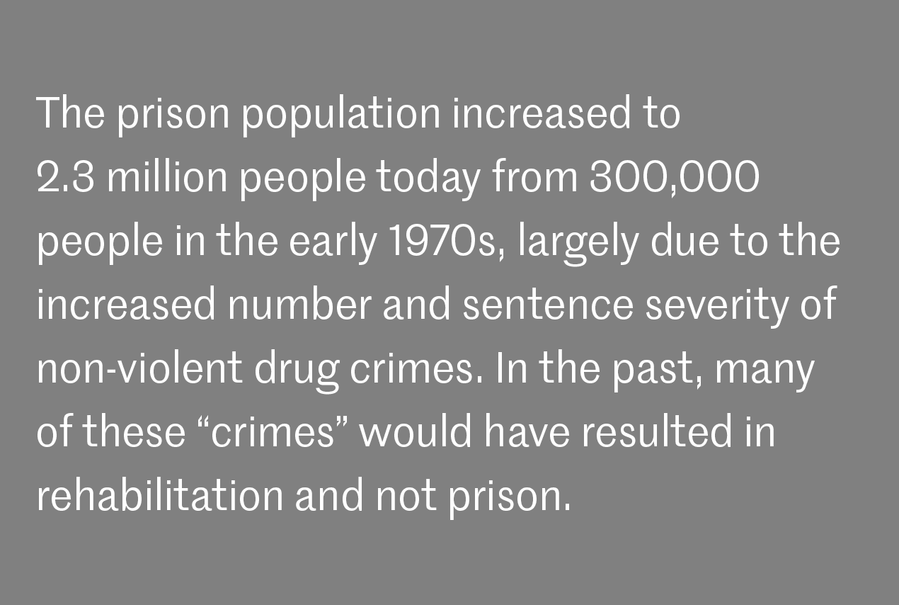 Mass Incarceration Statistics
