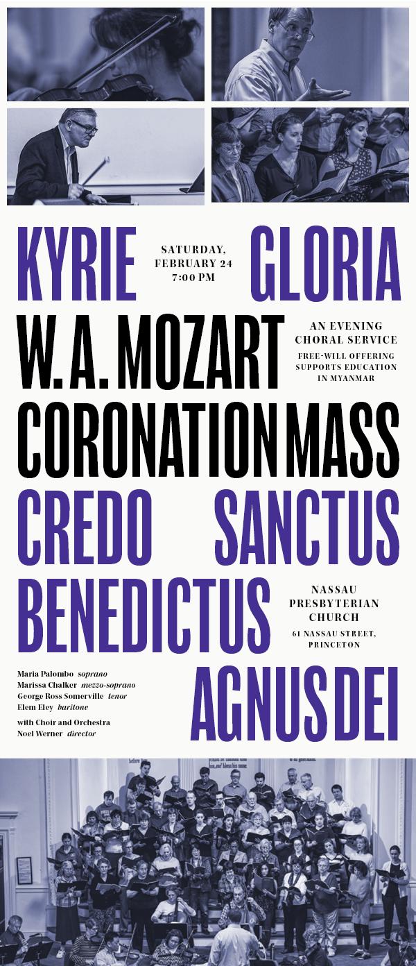 Coronation Mass February 24