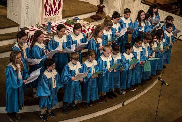 Youth and Children's Choirs   Nassau Presbyterian Church